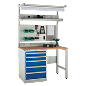 1200mm System Tek Workbenches