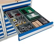 Euroslide Accessories & Drawer Divider Kits