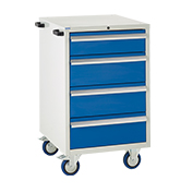Mobile Euroslide Cabinets