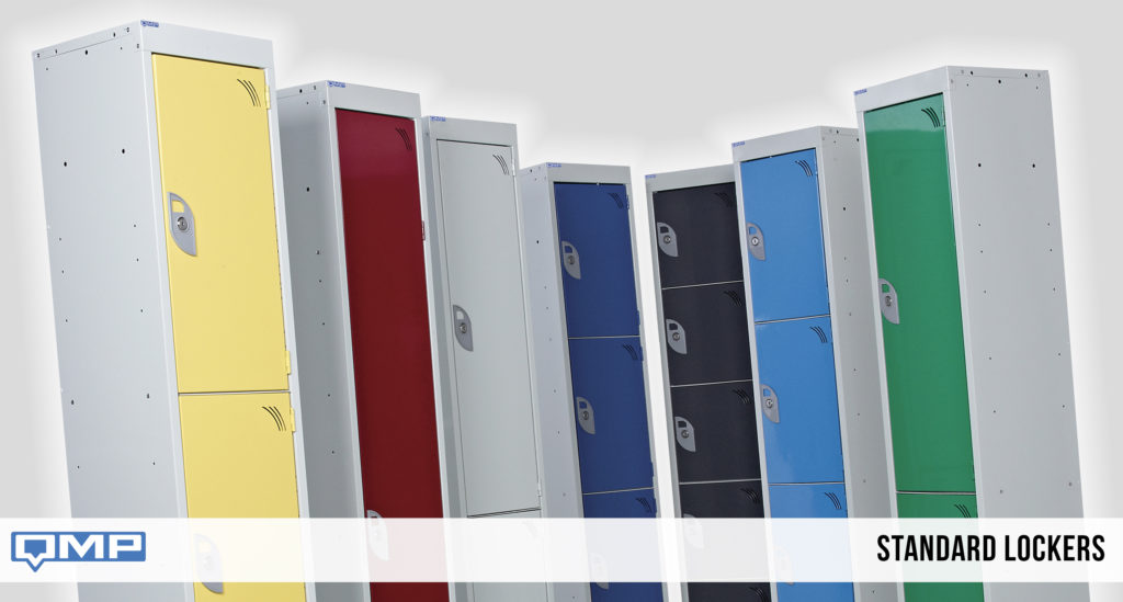Standard Lockers 2