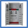 Perforated Tool Cupboards