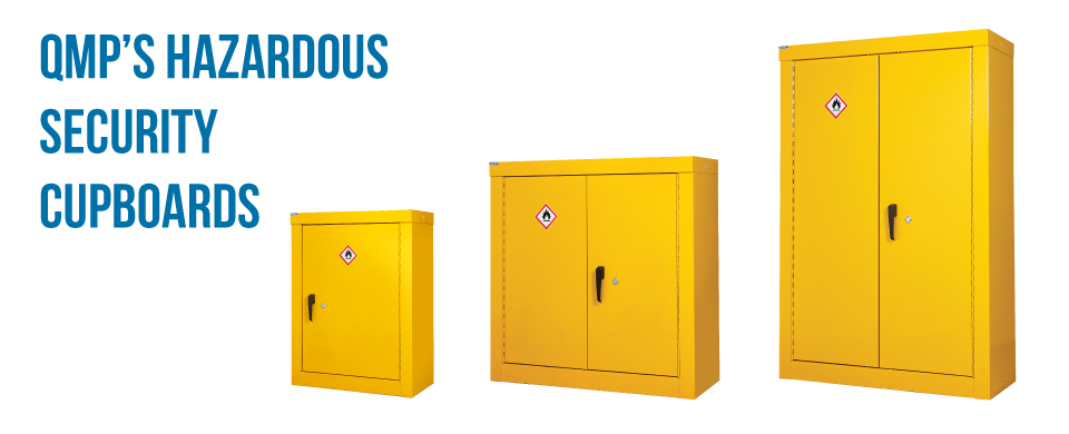 Hazardous Security Cupboards