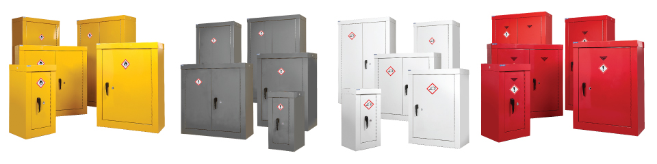 Security Cupboard Range