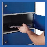 Laptop & Tablet Charging Lockers