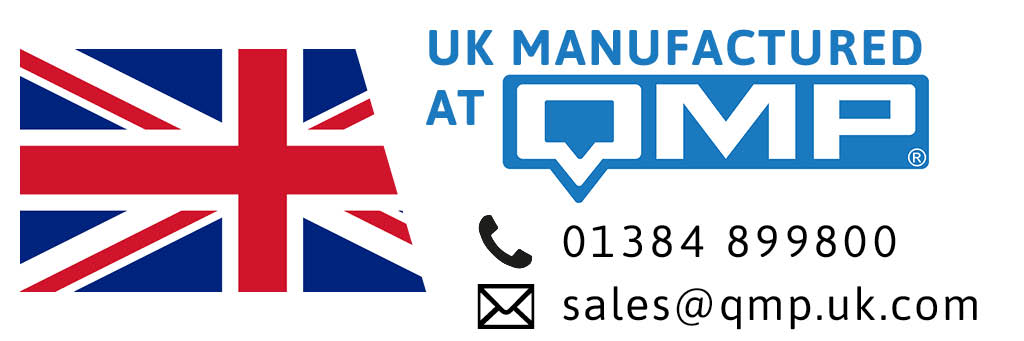 Quality metal products manufactured in the UK by QMP