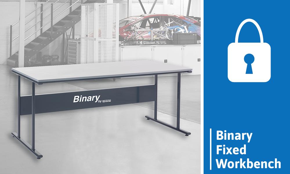 Height Adjustable Workbench - Binary Fixed Workbench