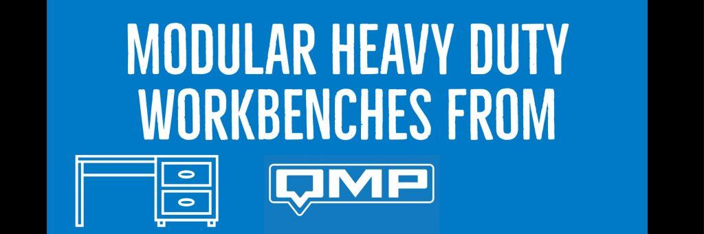 Modular Heavy Duty Workbenches