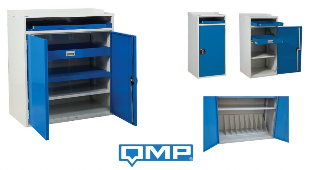 Standard Range of Workstation cupboard options