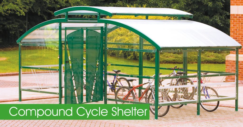 Compound Cycle Shelter
