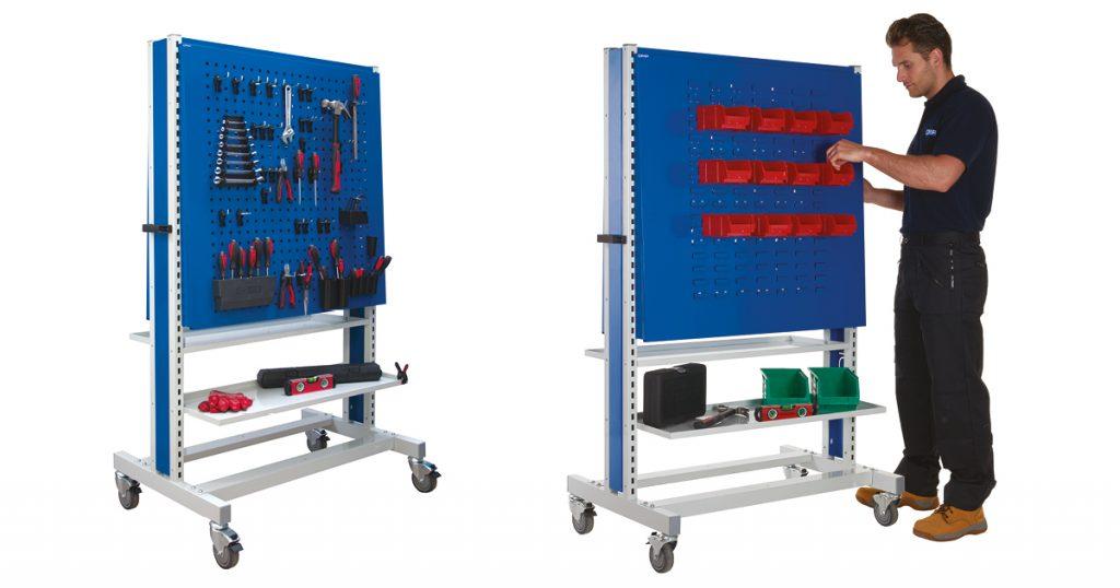 Euroslide Flow System Trolley