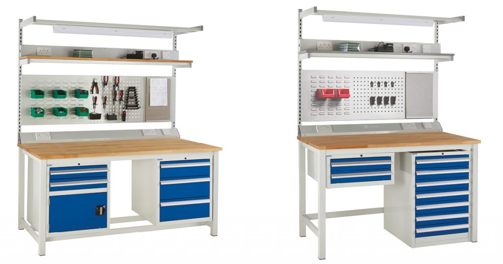 Euroslide Superbenches and Workbenches
