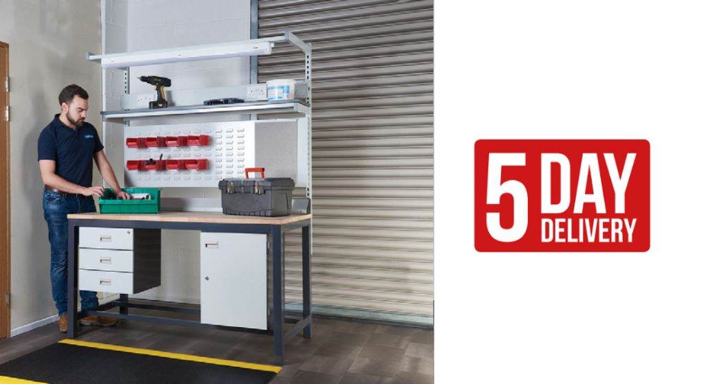 Express Heavy Duty Workbenches
