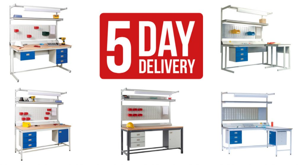 5 day workbenches