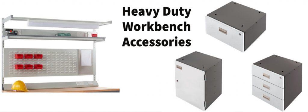 Heavy Duty Workbench Accessories
