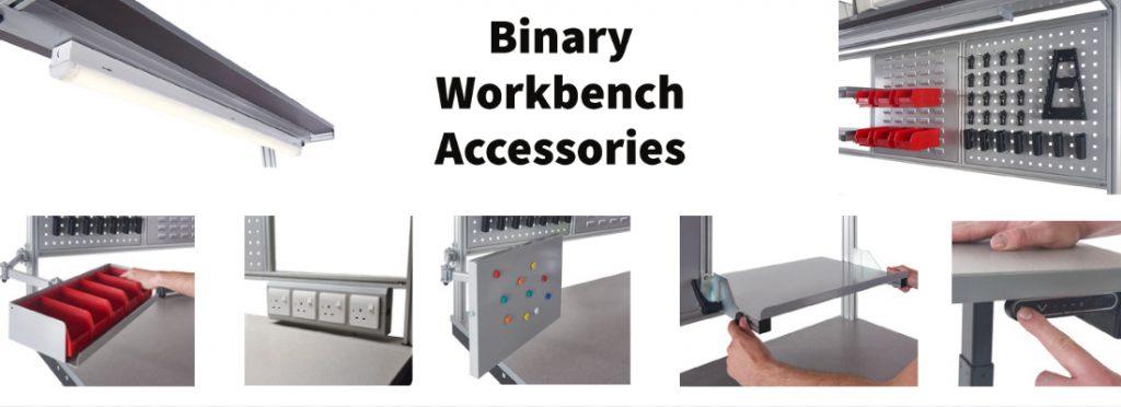 Binary Workbench Accessories