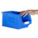 Plastic Storage Containers 240x150x132 - Green Colour - Pack Qty 20 (Size 3)