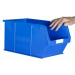 Plastic Storage Containers 350x205x182 - Green Colour - Pack Qty 10 (Size 5)