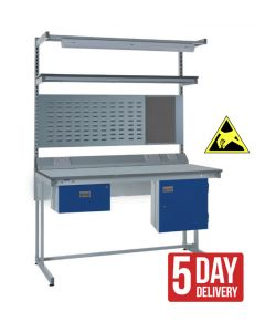 Express Cantilever ESD Workbench Kits