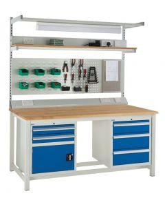 Euroslide Superbench Cabinets To Suit