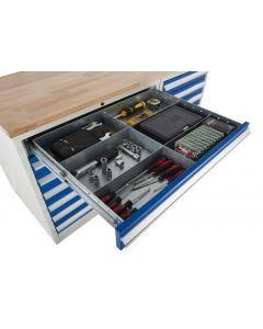 Drawer Divider Kit B - To Suit 600 Euroslide