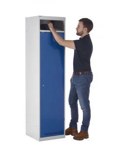 Garment Disposal Lockers - UK Locker Manufacturer