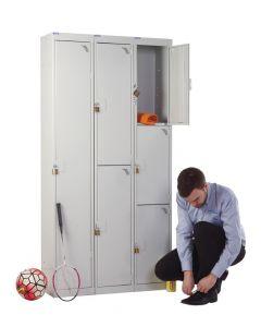 Padlock Lockers - UK Locker Manufacturer