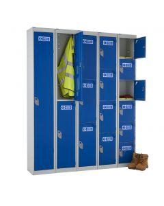 P.P.E Lockers - UK Locker Manufacturer