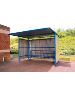 Traditional Cycle Shelters
