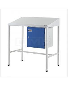 Team Leader Workstations - Cupboard