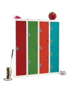 Spectrum School Lockers - H.1380