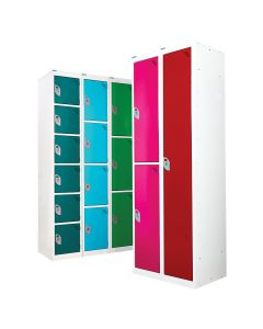 Spectrum Lockers - UK Locker Manufacturer