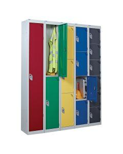 Standard Lockers - UK Locker Manufacturer