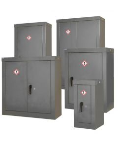 CoSHH Security Cupboards - Colour Options