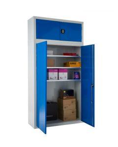 Modular Cupboard - Light Blue Door Colour Option