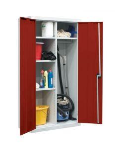 Utility Cupboard - Dark Blue Door Colour Option