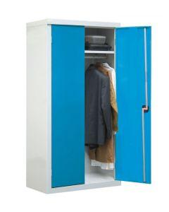 Clothing Cupboards - Light Blue Door Colour Option