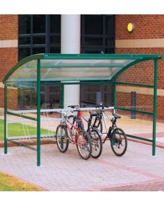 Premier Cycle Shelter - Frame Colour Options