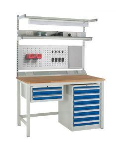Euroslide Workbench with Accessories
