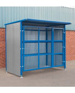 Drum Storage Shelters - Drum Rack & Heavy Duty Sump