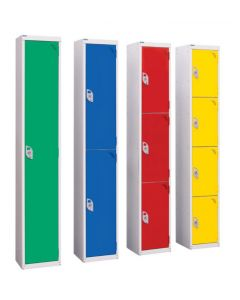Steel Splash Lockers - UK Locker Manufacturer