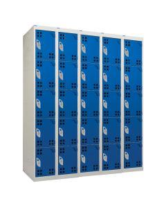 Tool Charging Lockers - UK Locker Manufacturer