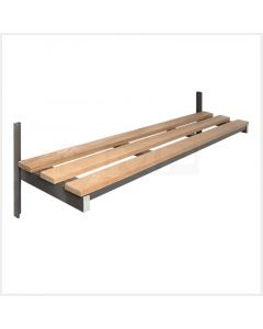 Wall Mounted Locker Room Benches