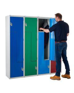 Z-Door Lockers - UK Locker Manufacturer
