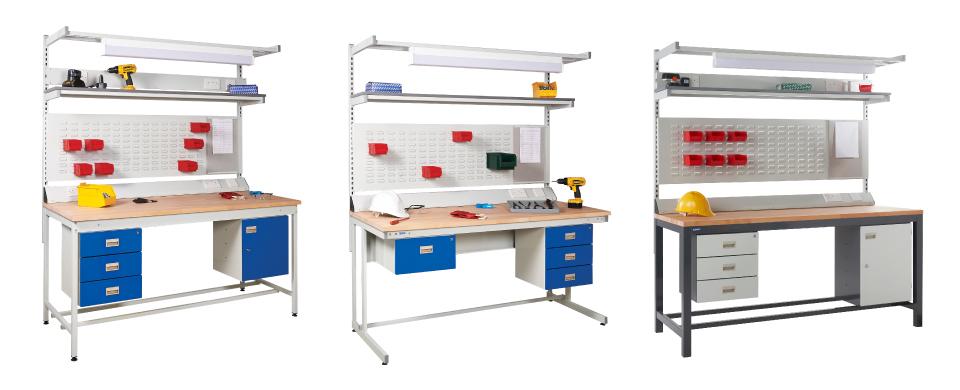 Standard Workbenches